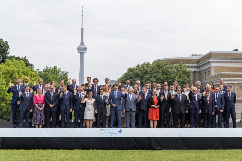 Canada needs more courage in its Ukraine policy – Rideau Institute